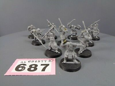 Warhammer Hobbit Lord Of The Rings Mordor Orcs Clearance 687
