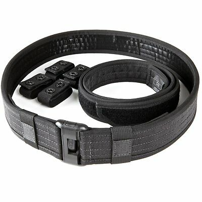 5.11 Tactical Sierra Bravo Duty Unisex Belt - Black All Sizes