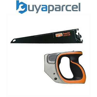 Bahco EX-22-XT7-C Ergo Handsaw for Timber, Wet + Tanalised Wood 22in EX-LL Left