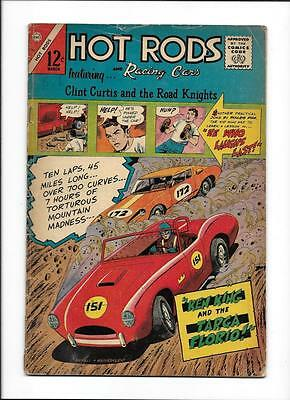 "Hot Rods & Racing Cars #78  [1966 Vg+]  ""he Who Laughs Last!"""