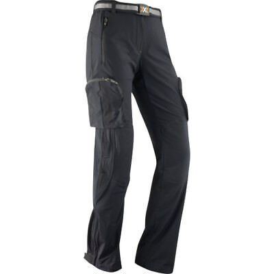 X-bionic Mountaineering Summer Long Womens Pants Walking - Black All Sizes