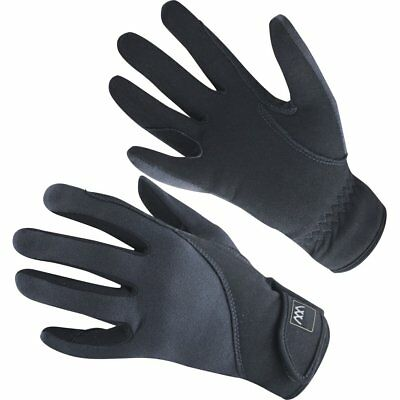 Woof Wear Precision Thermal Womens Gloves Everyday Riding Glove - Black