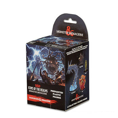 D&D Icons of the Realms - Set 4: Monster Menagerie Booster Pack