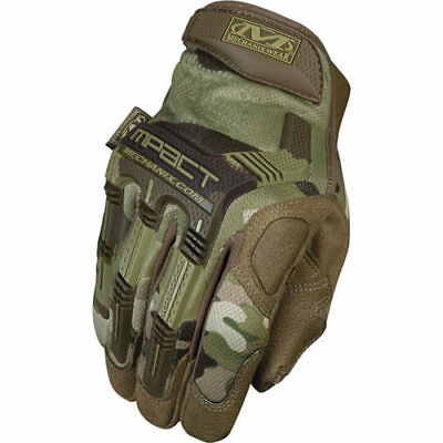 Mechanix M-pact Mens Gloves - Multicam All Sizes