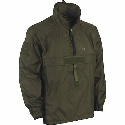 Snugpak Venture Ranger Series Windtop Unisex Jacket Windproof - Olive All Sizes