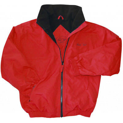 Mark Todd Unisex Blouson Jacket Riding - Red All Sizes