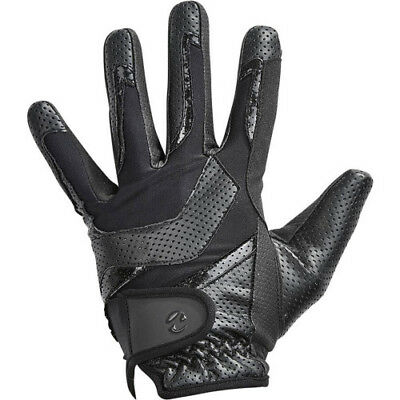 Busse Lara Womens Gloves Everyday Riding Glove - Black All Sizes
