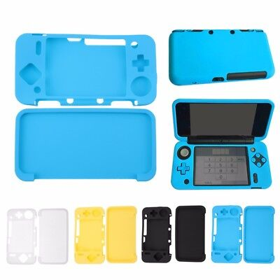 Hot Silicone Shockproof Full Case Cover For 2017 New 2DS XL /2DS LL Game Console