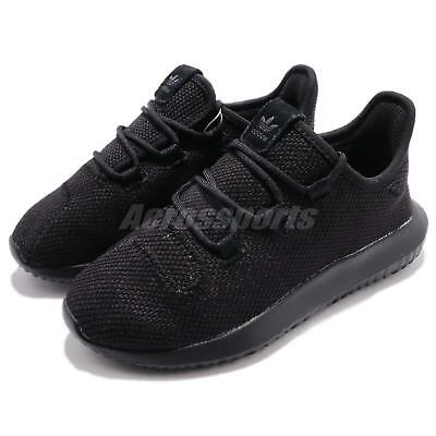 ADIDAS ORIGINALS TUBULAR Shadow C Knit Black Kids Junior Running Shoes  CP9469 -  86.99  a7f8b3f3334