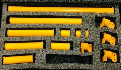 Modular Spreader Beam - 300-920T - Yellow - 1:50 Scale By YCC 717-1