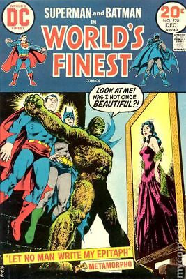 World's Finest #220 1973 GD/VG 3.0 Stock Image Low Grade