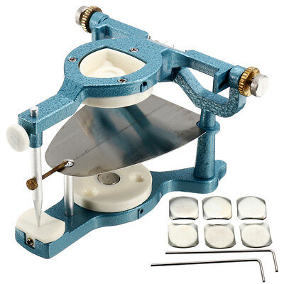 9in1 Dental Lab Big Full Mouth Adjustable Magnetic Articulator Equipment Denture