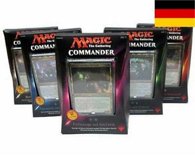 Commander 2015 Deck Set - Deutsch