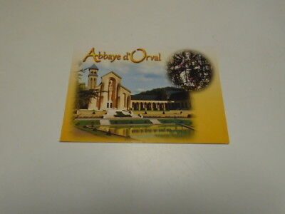 """Cp Ancienne  """" Abbaye  N.d D'orval  """""""