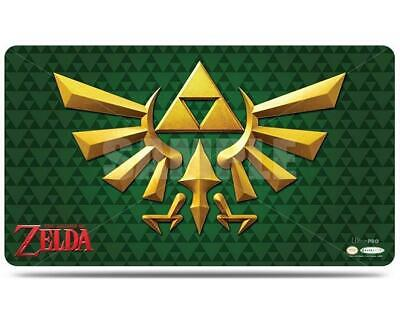 The Legend of Zelda: Green Crest Playmat with Playmat Tube