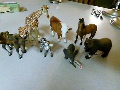 Schleich Animals - Mixed Lot - W/Tags
