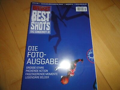 Basketball-Sonderheft  BASKET