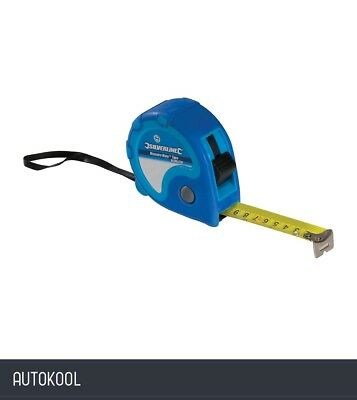 Silverline Measure Mate Tape 10m / 33ft x 25mm