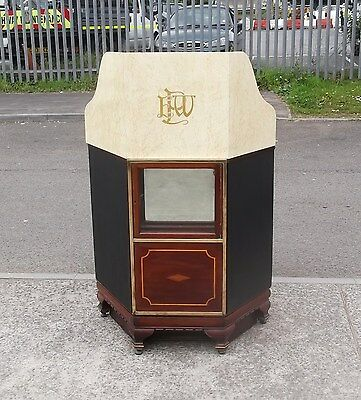 Antique Shop Counter With Till  Cafe/restaurant/coffee Shop   Delivery Available