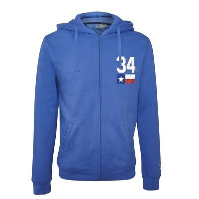 Sweatshirt Adult Hoody Bike MotoGP Legend Kevin Schwantz 34 Hoodie Blue US