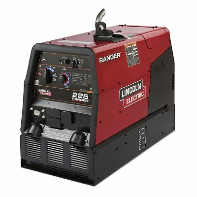 Lincoln Ranger 225 Engine Welder Generator K2857-1-- New!!!