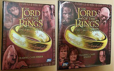 LOTR Lord of the Rings TTT Two Towers set + update auto foil costume promo...