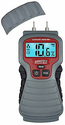 New Calculated Industries 7440 Accumaster Xt Digital Moisture Meter Leak Finder