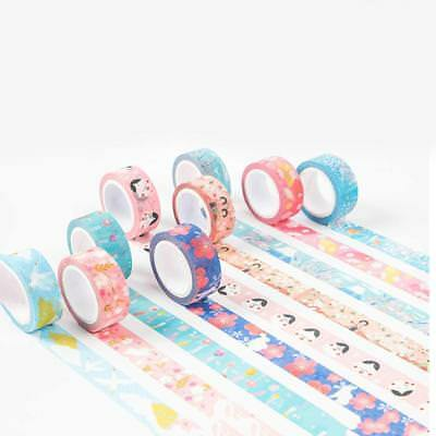 Kyoto series DIY  Washi Paper Decorative Sticky Paper Masking Tape Adhesive