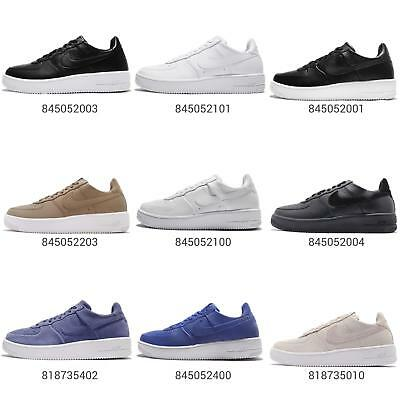 sports shoes 2506b a0e44 Nike Air Force 1 Ultraforce LTHR Leather Low AF1 Mens Shoes Sneakers Pick 1