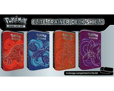 Elite Trainer Deck Shields - Englisch