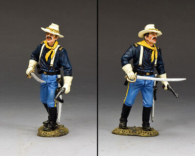 King & Country John Ford's Cavalry Captain York KX019