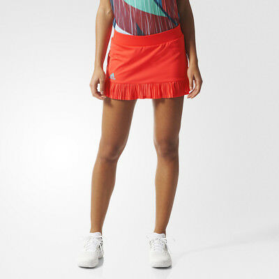 adidas Performance Womens Adizero Skort - Red rrp£38