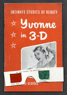 YVONNE in 3D:Intimate Studies of Beauty No.1,ca.1957