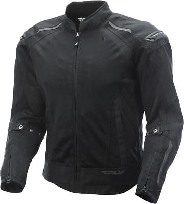 Fly Racing CoolPro Jacket Black Small