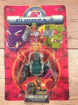Fuerza -T Carnivor Ovp Top Toys Masters Of The Universe  Original No Costum