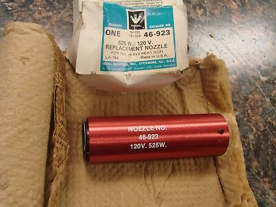 Ideal 46-923 Heat Gun Replacement Nozzle NEW in Box NOS #4SO