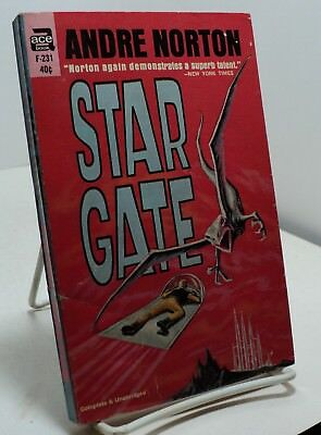 Star Gate by Andre Norton - Ace F-231
