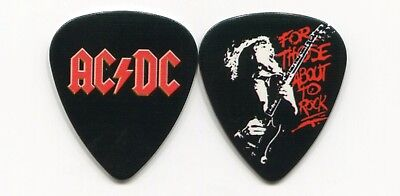 AC/DC Novelty Guitar Pick!!! FOR THOSE ABOUT TO ROCK  #8