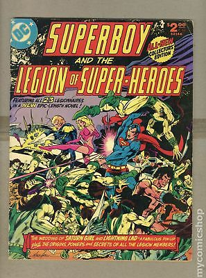Superboy and The Legion of Super-Heroes DC Treasury Edition #C-55 1978 VG 4.0