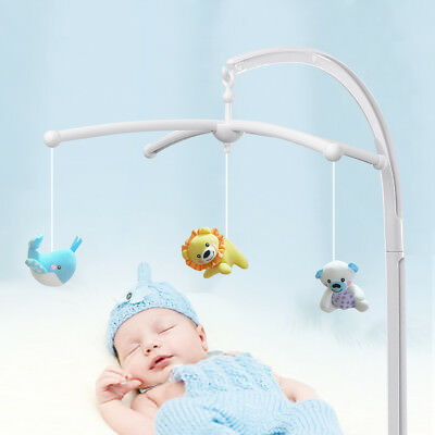Baby Infant Crib Mobile Bed Bell Holder Toy Hanger Arm Bracket Stent Hanging US