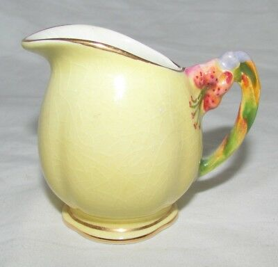 Royal Winton Grimwades Tiger Lily Tigerlily Yellow Colourway Miniature Size Jug