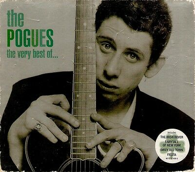 The Pogues ‎– The Very Best Of The Pogues (CD 2001) Card Slipcase