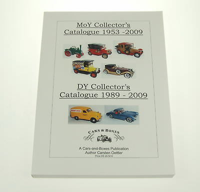 Models of Yesteryear & Dinky Collector's Guide 1953-2009