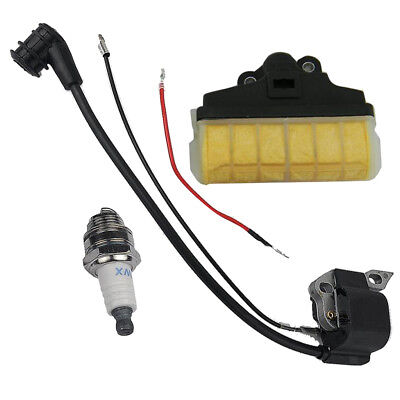 Spark Plug Air Filter Ignition Coil For STIHL 021 023 025 MS210 Chainsaw