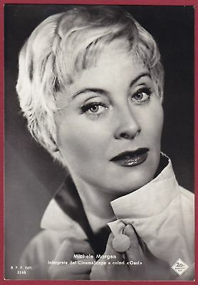 Michele Morgan 02 Attrice Cinema Movie Star France