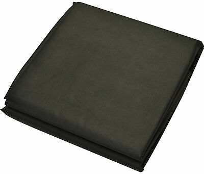 Hausen 3m x 6m Black Muslin Cotton Photography Background Backdrop Screen Sheet