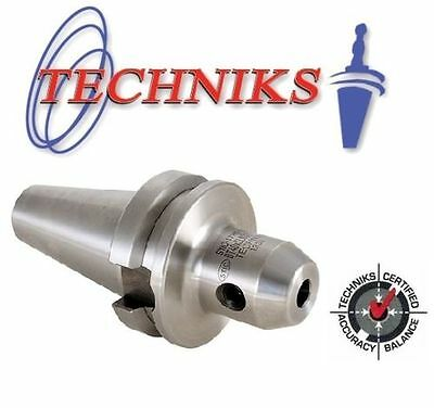 Techniks BT40 End Mill Holders Metric Size 12MM Long AT3 Ground 17134