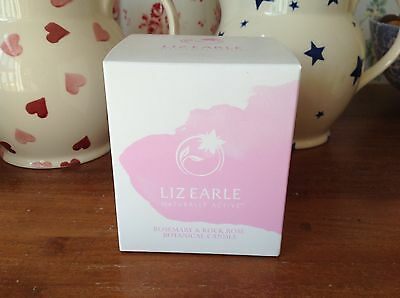 NEW  ⭐️⭐️LIZ EARLE⭐️⭐️Rosemary & Rock Rose Botanical Candle⭐️⭐️ SOLD OUT!!!