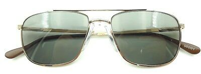 490e5ebb1f Vintage Cottet D0007 Gold Plated Square Aviator Pilot Sunglasses Frames  France