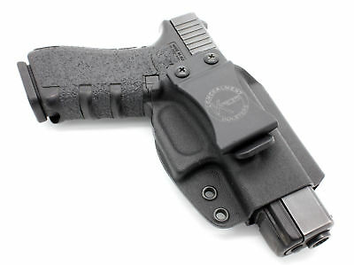 IWB Holster for Sig Sauer P365 w// Crimson Trace laserFusion Holster